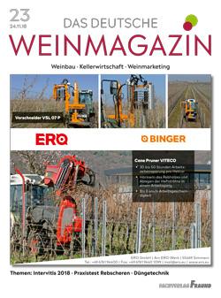 das deutsche weinmagazin