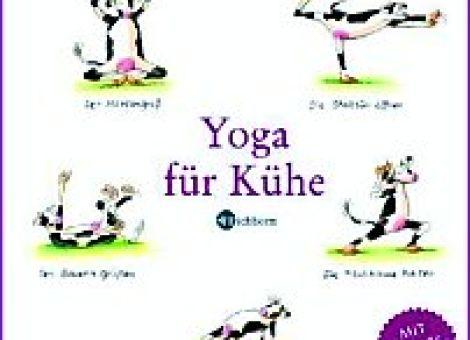 Yoga für Kühe