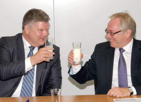 Milchunion Hocheifel und Arla schließen sich zusammen
