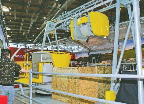 Automatisierung in der Fütterung nimmt zu