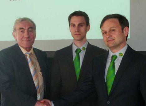 Klotz und Noll GmbH eröffnete in Berstadt