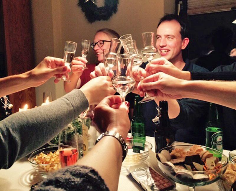 Traditionen rund ums Weihnachtsfest   Hof & Familie