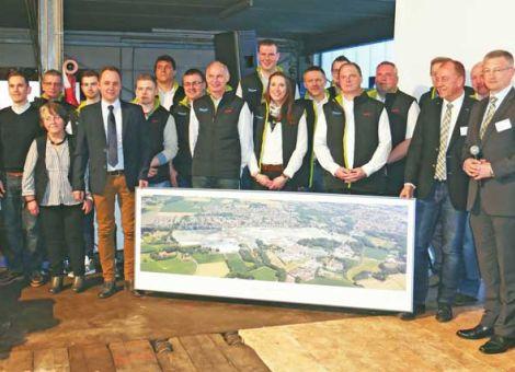 Generationswechsel bei Bornmann Landtechnik