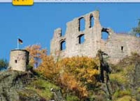 Wanderführer – Touren im Pfälzerwald und auf Deutscher Weinstraße