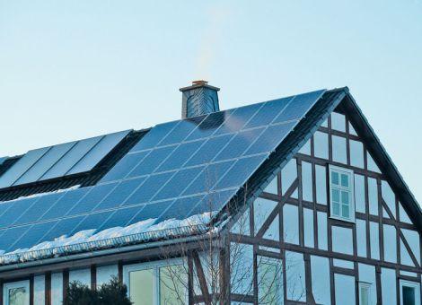 Energiekonzepte für ältere Gebäude