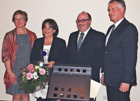 Theodor-Hensen-Medaille an Marlene Mortler vergeben