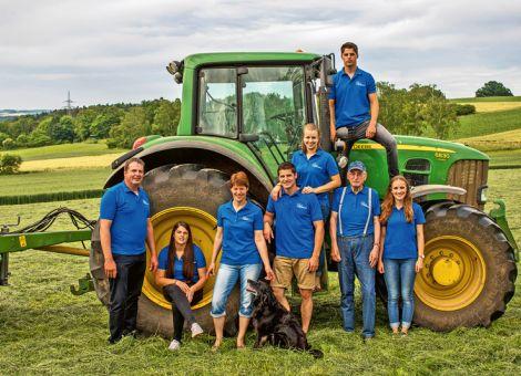 Familie Fay ist Agrarfamilie 2017
