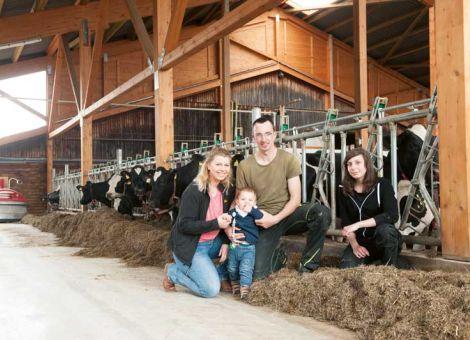 Zukunftsfähige Milchviehhaltung einmal anders