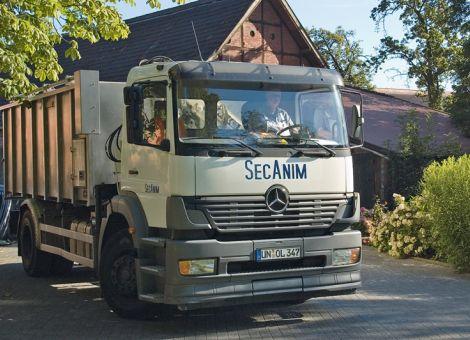 Transport von Sektionstieren für Tierhalter kostenlos