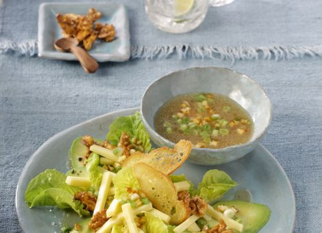 Avocado-Römer-Salat