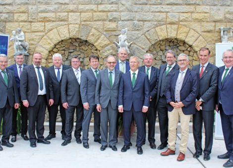 In Deutschland moderates Schadenjahr für Vereinigte Hagel