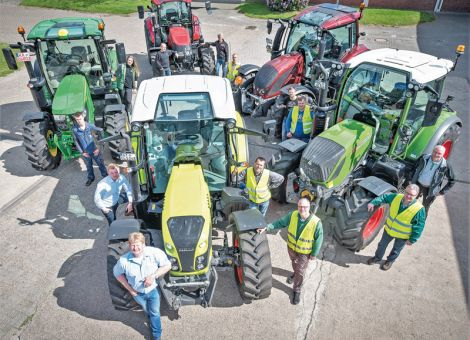 Landwirtschaftskammer testet wieder Traktoren