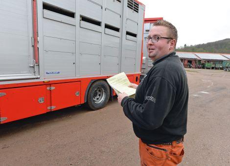 Tiertransporte aus Hessen durch Russland bleiben verboten