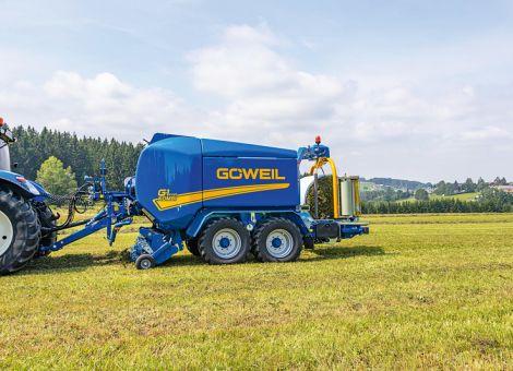 Göweil präsentiert die neue Generation seiner G-1-Serie