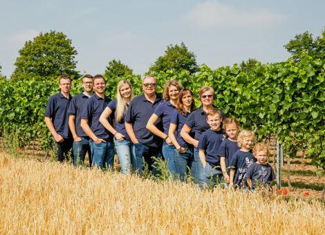 Familie Hahn ist die Agrar-Familie 2019