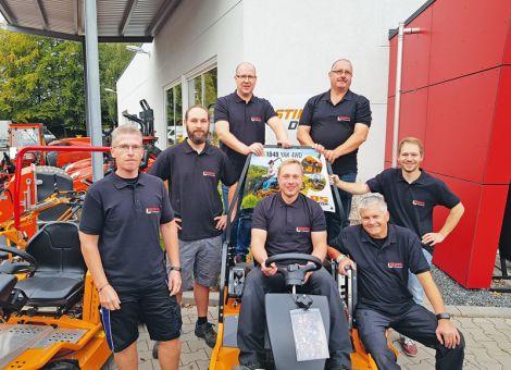 175 Jahre Seippel Landtechnik in Groß-Umstadt