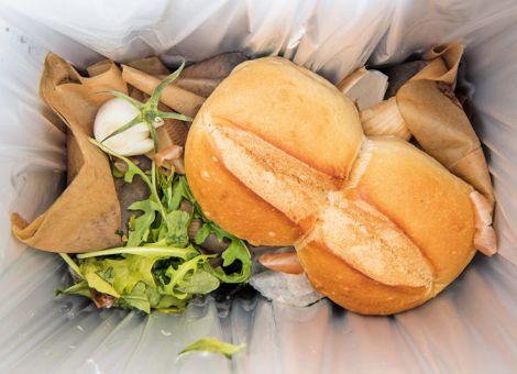 Neue Zahlen zur Lebensmittelverschwendung