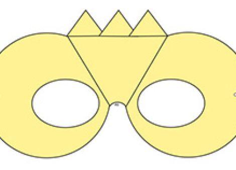Kunterbuntes Maskenfest