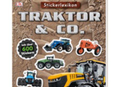 Stickerlexikon Traktor & Co.