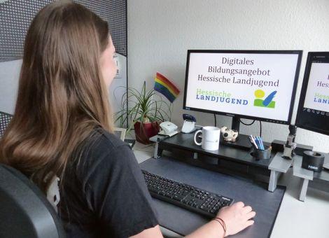 Digitales Bildungsangebot gestartet