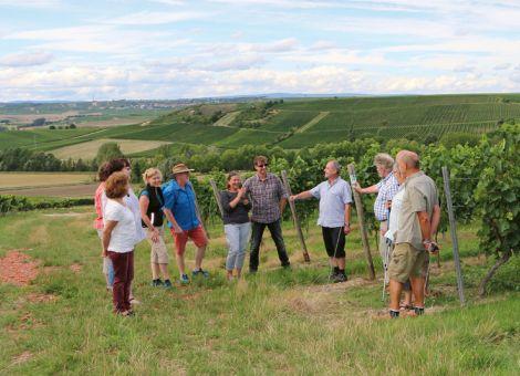 Gemeinsam Weinkunden begeistern
