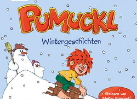 Pumuckl Wintergeschichten, 2 Audio-CDs