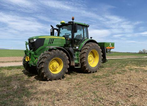 Landwirte an digitale Technologien heranführen
