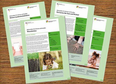 Neue BZL-Aktionsideen für den Frühling
