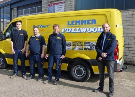 Lemmer-Fullwood: Vertrieb und Service in Nordhessen verstärkt