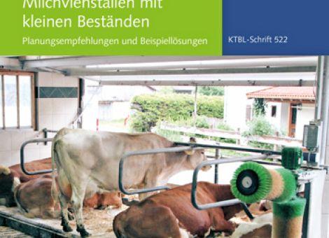 Modernisierung von Milchviehställen mit kleinen Beständen
