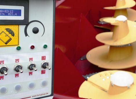 Gleichmäßige Mischung mit V-Connect Mixer Control