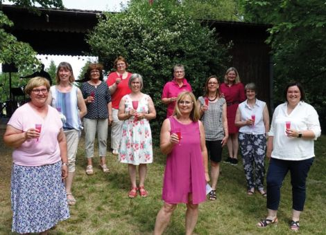 Neuer Vorstand der Landfrauen im Donnersbergkreis