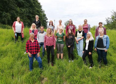 Landwirtinnentag an der Max-Eyth-Schule