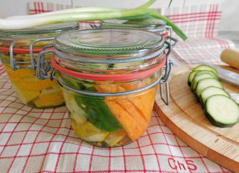 Gemüse verwerten