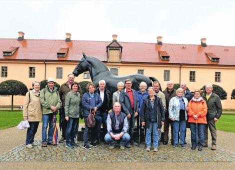 Mit LW-Lesern Dresden und Umgebung erkundet