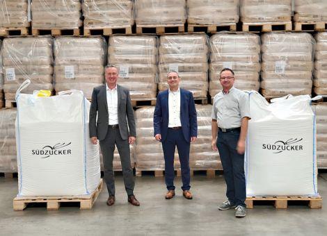 Südzucker spendet Zucker für flutgeschädigte Ahr-Winzer