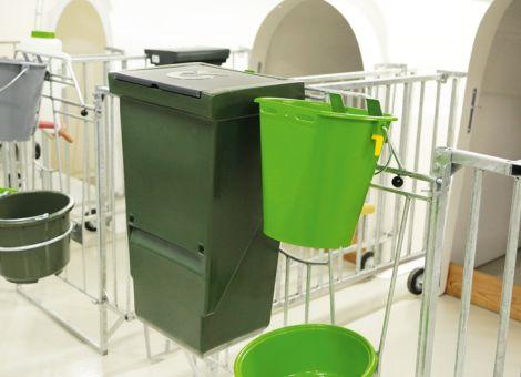 Kombi-Futterbox für Kälber von Kerbl
