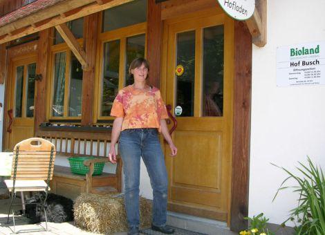 Hofladen von Anne Sponsel-Busch in Brandoberndorf